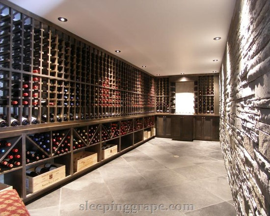 Rock Wall Wine Cellar