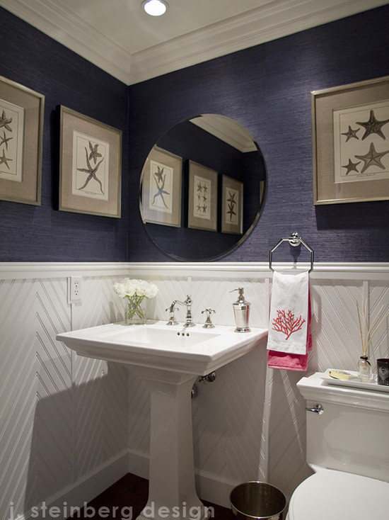Monarch Beach Powder Room